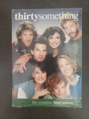 Thirtysomething: Complete Final Season Fourth 4 (6-DVD) READ DESCRIPTION. Condition is Brand New and sealed BUT the barcode was scratched. for Sale in Rancho Cucamonga, CA