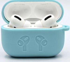 Apple AirPods Pro Premium Silicone Case Turquoise for Sale in Ontario, CA