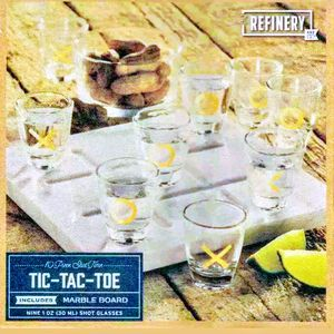 Tic-tac-toe Shot Party Game - Refinery & Co for Sale in Glendale, CO