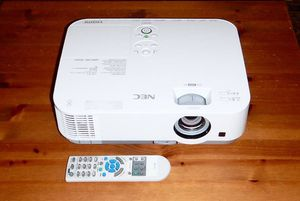 LCD Projector - 3,000 Lumens HD for Sale in Yonkers, NY