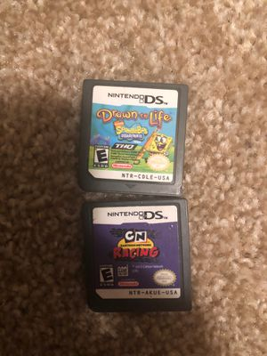 2 DS games for Sale in West Friendship, MD