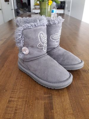 PIPER Girls Winter Boots Size 9c for Sale in San Jacinto, CA