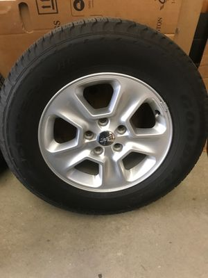 Jeep Wheels and Tires for Sale in Shrewsbury, MA