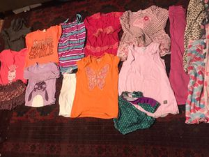 5 years girls clothes for Sale in Los Angeles, CA