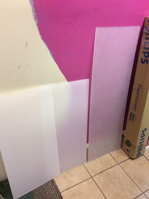Plexi glass sheets for Sale in Cary, NC