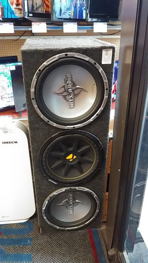 Mix Audio Car Speakers for Sale in Chicago, IL