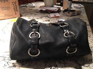 """Coach """"Chelsea"""" light (E063-10134) handbag black leather Hobo bag for Sale in Lake Oswego, OR"""