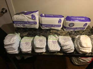 Brand New Diapers for infant Size N and 1 for Sale in Takoma Park, MD