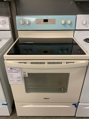Brand New Whirlpool Electric Range..1 Year Manufacture Warranty Included for Sale in Chandler, AZ