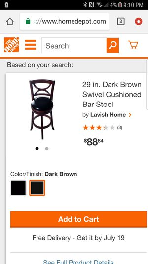 Bar Stool for Sale in Phoenix, AZ