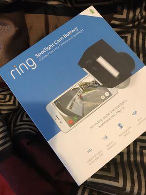 Ring camera $80 for Sale in Hemet, CA