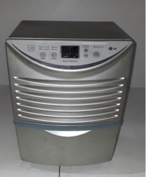 Lg Dehumidifier 45 qt for Sale in Gambrills, MD