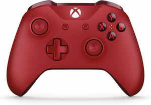 XBOX ONE S WIRELESS CONTROLLER RED for Sale in Santa Monica, CA