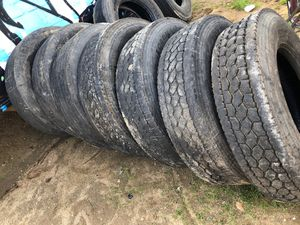 Semi tires for Sale in Bakersfield, CA