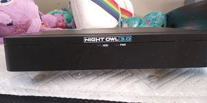 Night owl dvr receiver. No HDD for Sale in Sunnyvale, CA