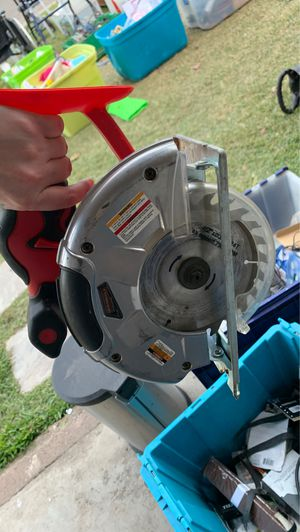 Saws craftsman Skil saw Stanley different prices for Sale in Stockton, CA