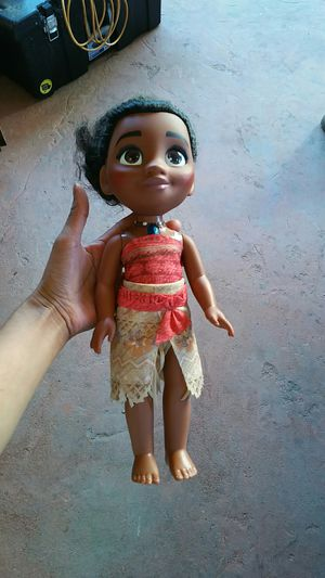 Moana disney doll for Sale in Selma, CA