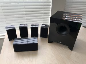 Energy 5.1 Take Classic Home Theater System (Speakers) for Sale in San Francisco, CA