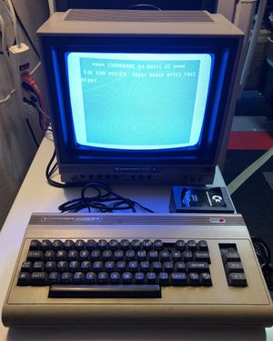 Commodore 64 Monitor Floppy Drives Cables and more... for Sale in Fullerton, CA