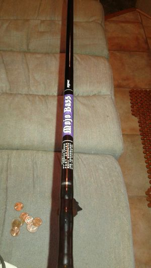 Fishing rod for Sale in Tampa, FL