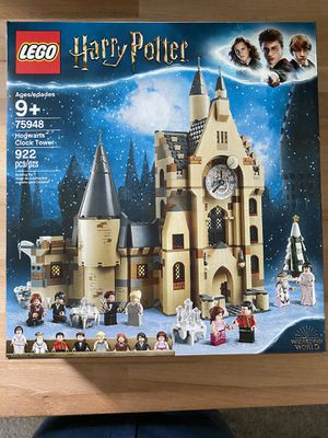 Lego Harry Potter - Hogwarts Clock Tower for Sale in Houston, TX