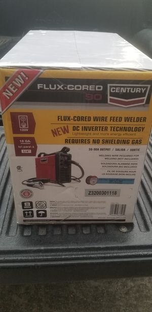 Flux corded welder for Sale in Tampa, FL