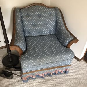 free couch and chair for Sale in Shoreham, NY