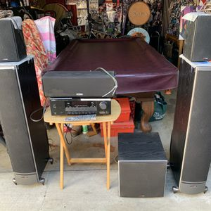 Great Condition Home theater System for Sale in Carson, CA