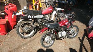 79 enduro 80.& 81 XT250 enduro for Sale in Seattle, WA