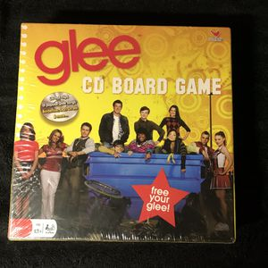 Glee CD Board Game for Sale in Round Rock, TX