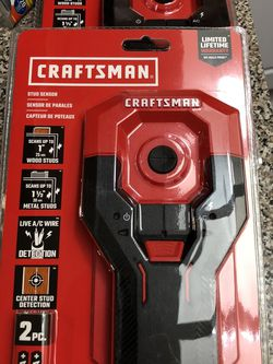 Craftsman Stud Sensor for Sale in Brandon,  FL