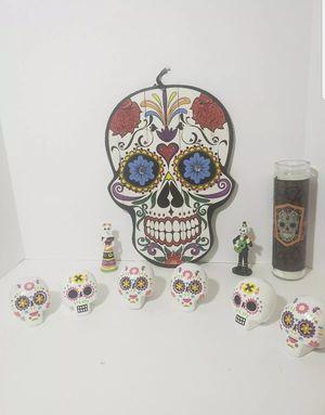 Halloween decorations Dia de los Muertos for Sale in Tacoma, WA