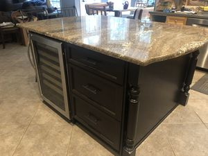 Granite only for kitchen center island for Sale in Charlotte, NC