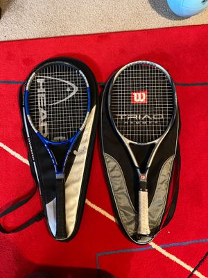 Tennis rackets for Sale in Mukilteo, WA