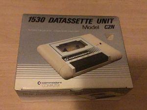 1530 DATASSETTE UNIT MODEL C2N / commadore computer/ original packaging for Sale in Romney, WV