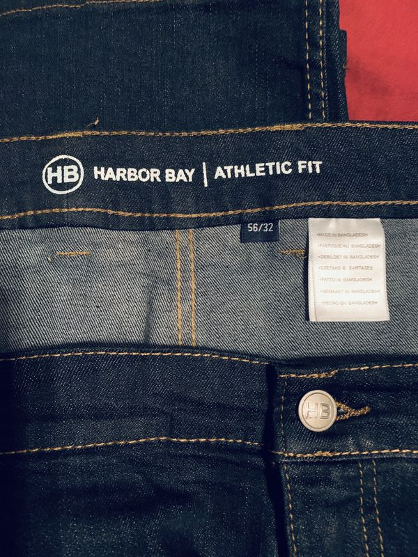 Harbor Bay Men's Jeans