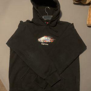 Supreme Cop Car Hoodie Medium Black for Sale in Woodbridge, VA