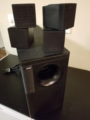 Bose Powered Acoustimass 5 Series III Speaker System for Sale in Renton, WA