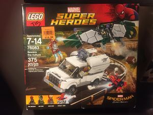 Spider-Man Legos for Sale in Bolingbrook, IL