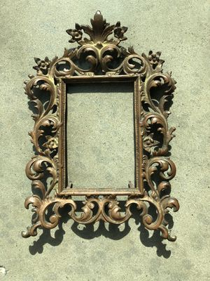 Antique Deco Rococo Picture or Mirror Frame for Sale in Charlotte, NC