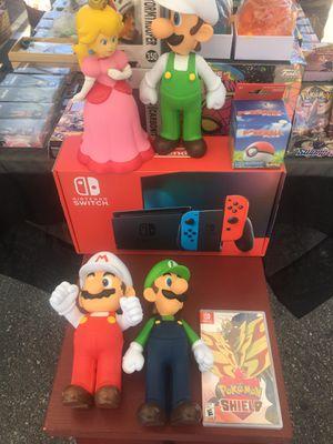 Nintendo Switch Console Neon Version 2 for Sale in El Cajon, CA