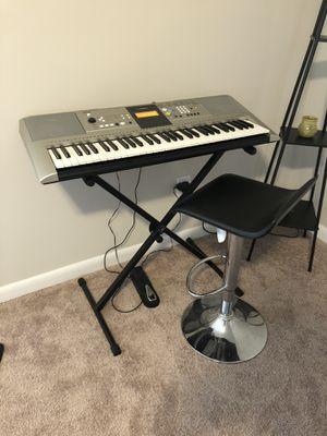 Yamaha Keyboard Set for Sale in Charlotte, NC