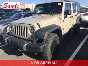 2016 Jeep Wrangler Unlimited for Sale in Surprise, AZ