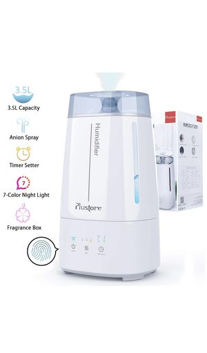 Plustore Humidifiers,3.5L for Sale in Downers Grove, IL