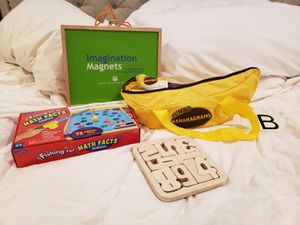 Lot of educational game and activities for Sale in Elk Grove, CA