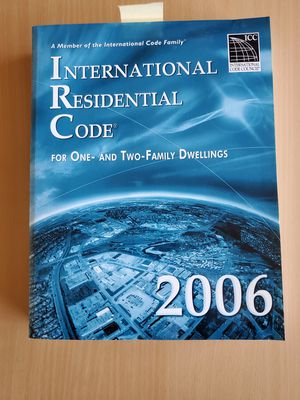 Residential Code Book for Sale in Phoenix, AZ