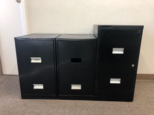 FREE Filing Cabinets for Sale in Santa Clara, CA