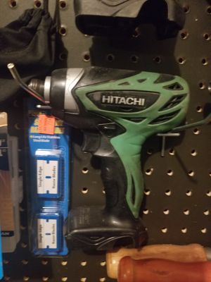 Hitachi Drill and Impact Driver Combo for Sale in Brooklyn Center, MN