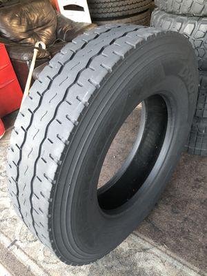 11r22.5 Hankook original regrooved tire for Sale in Riverside, CA