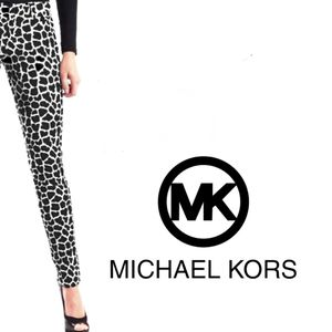 Michael Kors Animal Print Skinny Pants for Sale in Aurora, OH